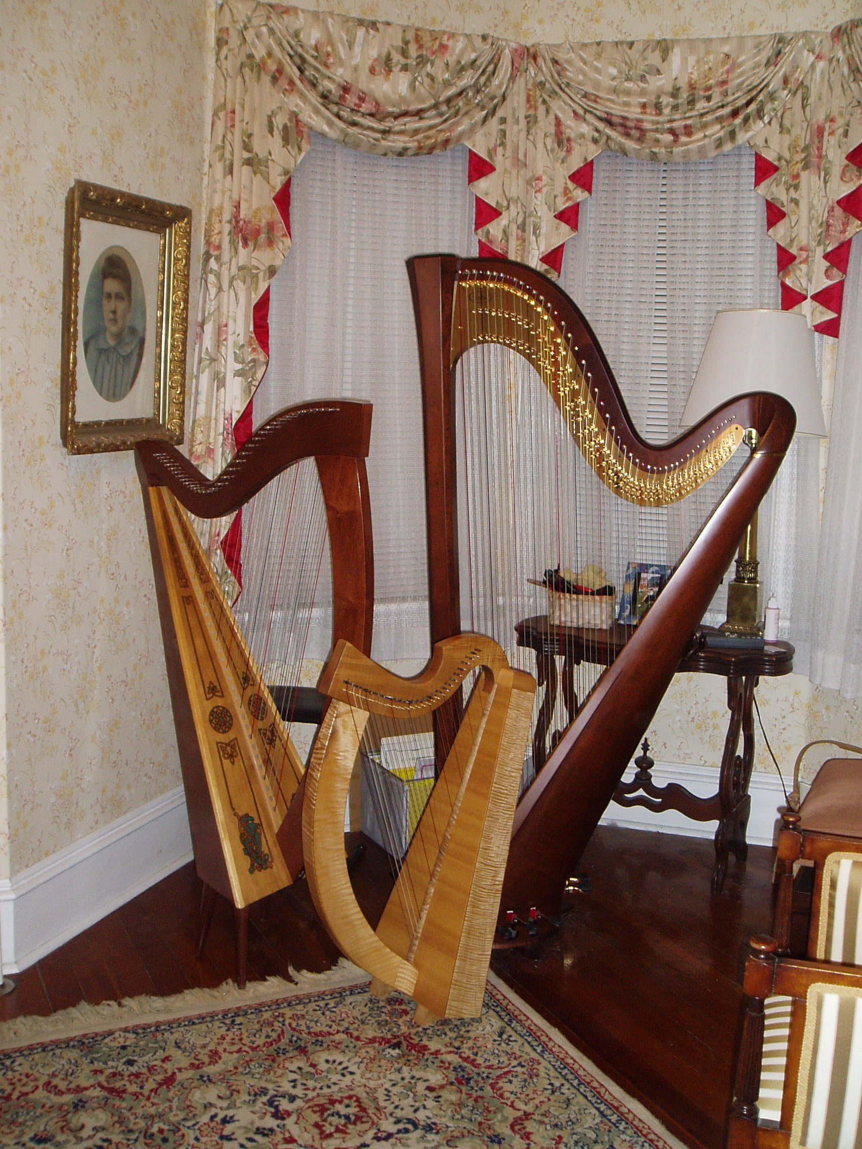 Picture of Harp Studio
